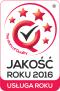 Nominacja do nagrody Jakość Roku 2016